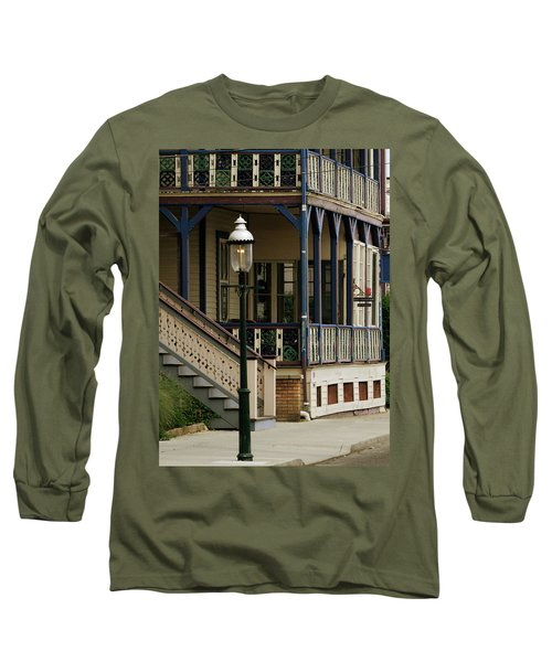 Victorian Cape May Long Sleeve T-Shirt