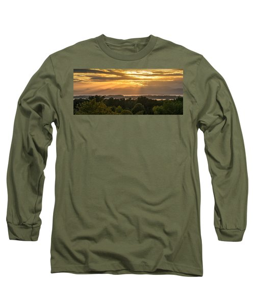 View From Overlook Park Long Sleeve T-Shirt