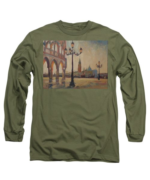 View From The Doge Palace Long Sleeve T-Shirt