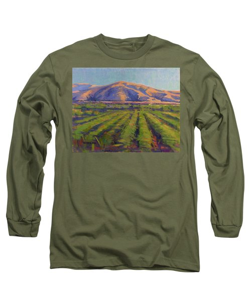 View From The Train Long Sleeve T-Shirt