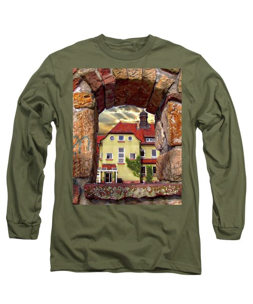 View To The Past Long Sleeve T-Shirt