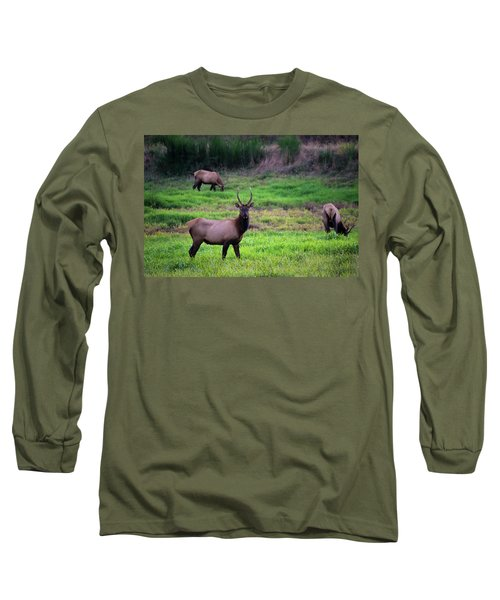 Vigilant Long Sleeve T-Shirt