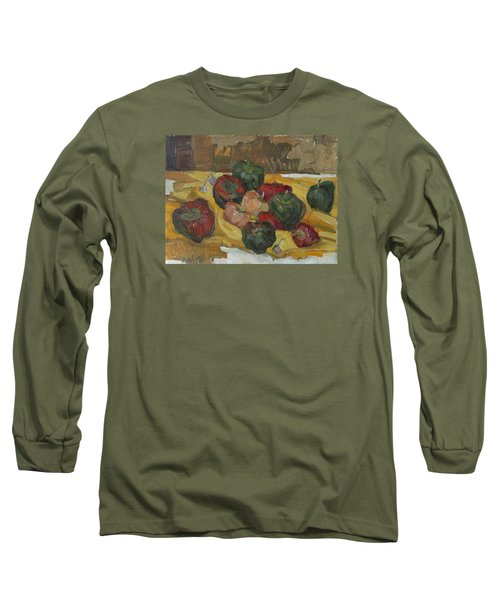 Village Peppers Long Sleeve T-Shirt