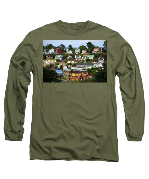 Village View  Sig Long Sleeve T-Shirt