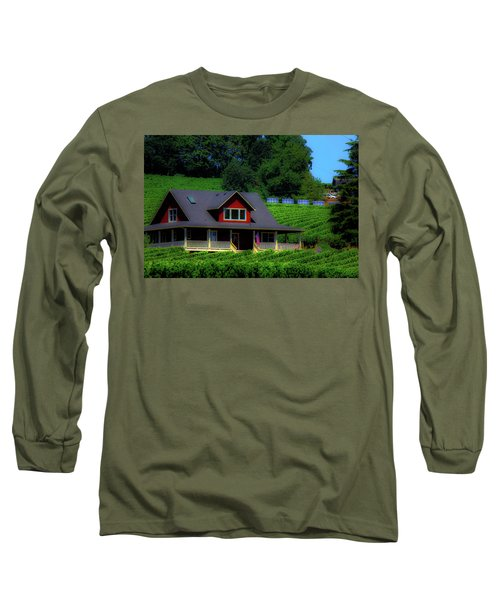 Vineyards Long Sleeve T-Shirt