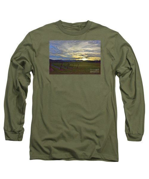Cultivation Long Sleeve T-Shirt