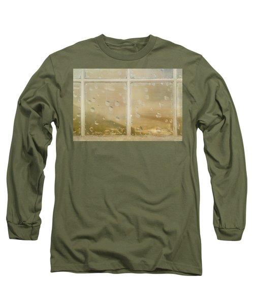 Vintage Window Long Sleeve T-Shirt