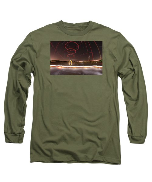 Visionary Long Sleeve T-Shirt by Andrew Nourse