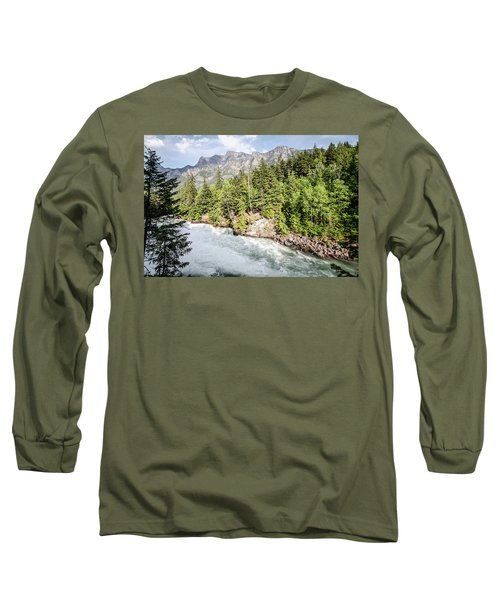Visit Montana Long Sleeve T-Shirt