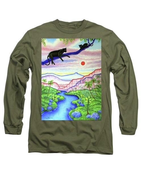 Vista Long Sleeve T-Shirt