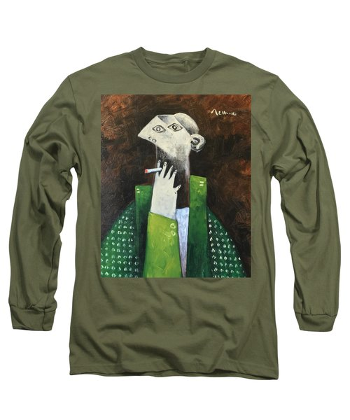 Vitae The Smoker Long Sleeve T-Shirt