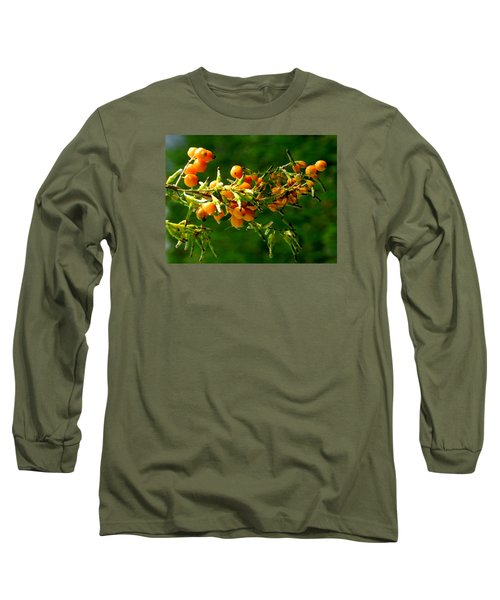 Vivid Berries Long Sleeve T-Shirt