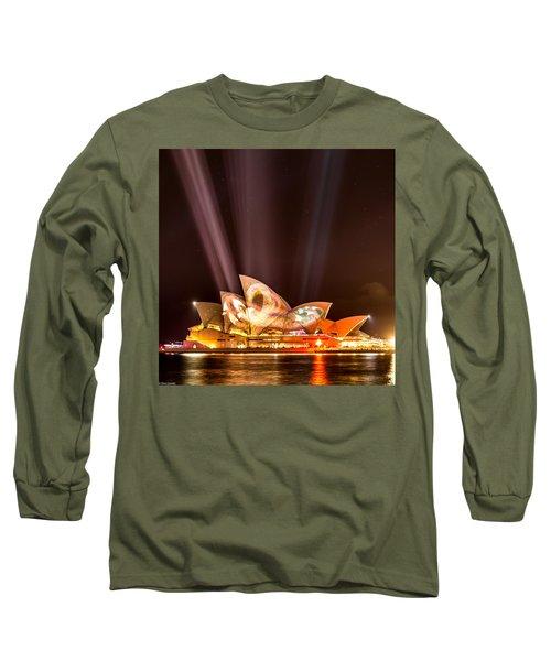 Vivid Opera House Long Sleeve T-Shirt