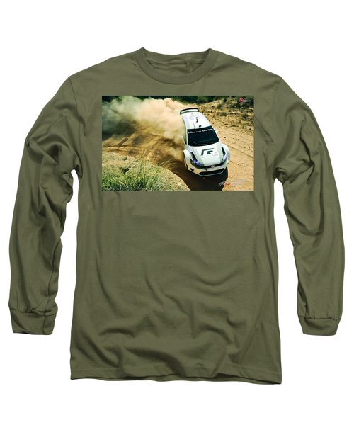 Volkswagen Polo Rally Long Sleeve T-Shirt