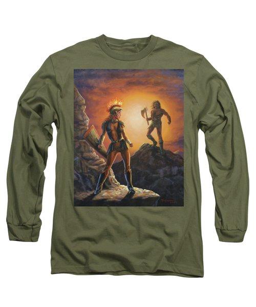 Vulcana  Long Sleeve T-Shirt