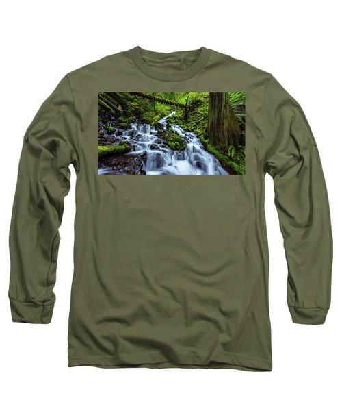Wahkeena Long Sleeve T-Shirt