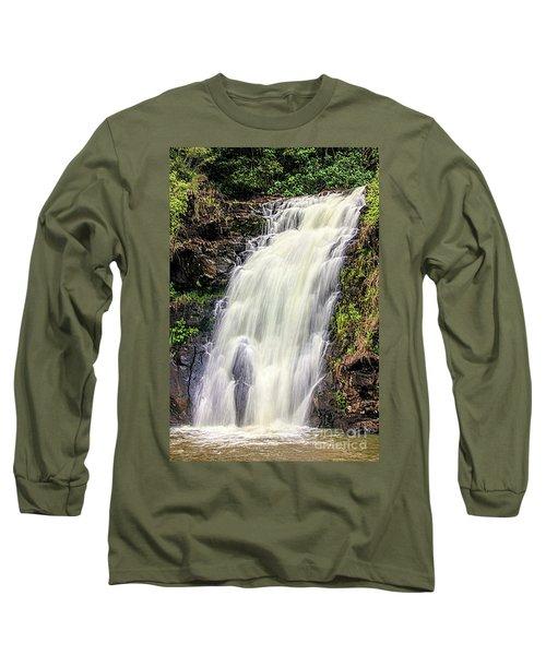 Waimea Falls Long Sleeve T-Shirt