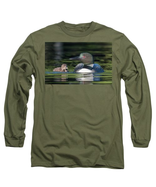 Wait For Me.... Long Sleeve T-Shirt