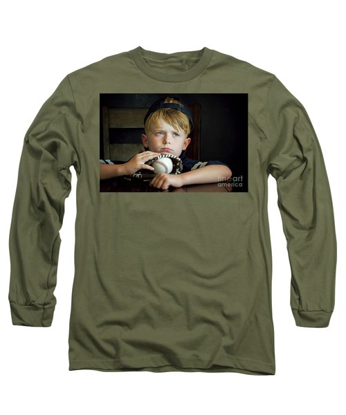 Waiting For Daddy Long Sleeve T-Shirt