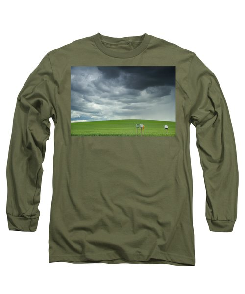 Waiting For Something Long Sleeve T-Shirt