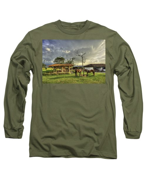Siesta Long Sleeve T-Shirt