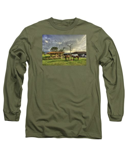 Siesta Long Sleeve T-Shirt
