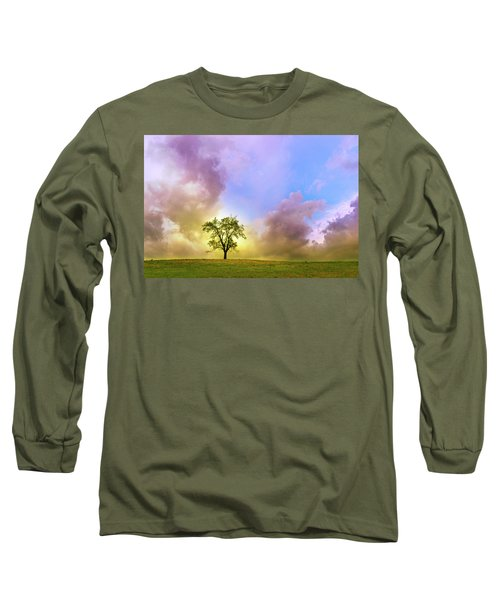 Waiting For The Storm Long Sleeve T-Shirt