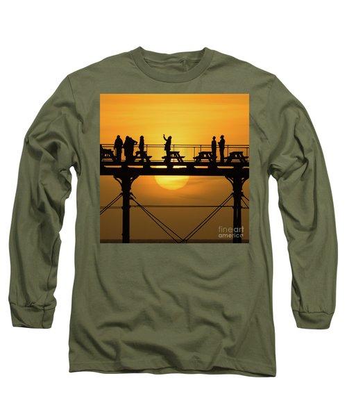 Waiting For The Sun Long Sleeve T-Shirt