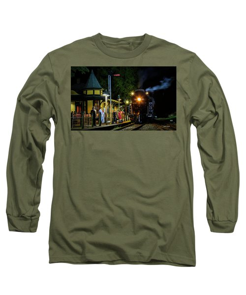 Waiting On The 611 Long Sleeve T-Shirt
