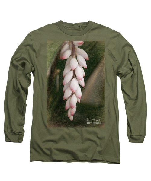 Waiting To Bloom Long Sleeve T-Shirt