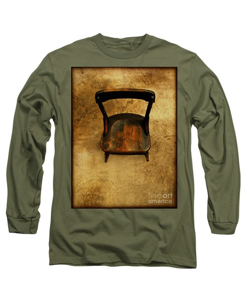 Waiting To Say Goodbye  Long Sleeve T-Shirt