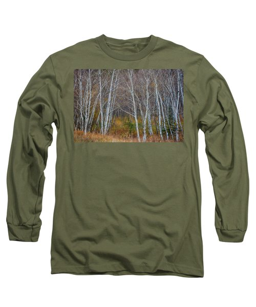 Long Sleeve T-Shirt featuring the photograph Walk In The Woods by James BO Insogna