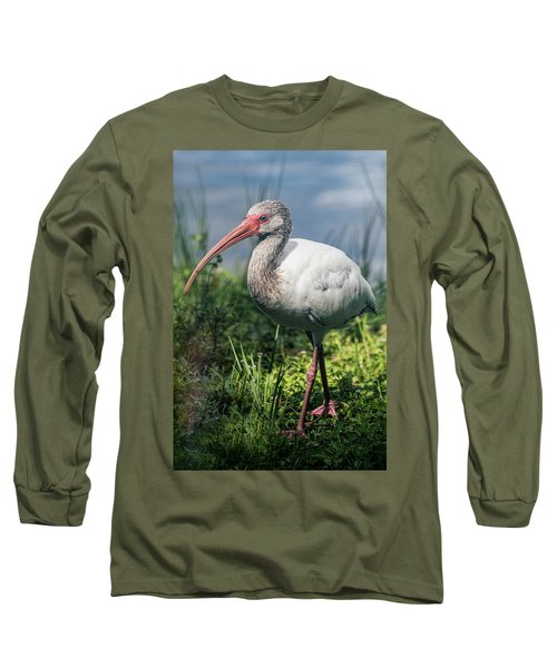 Walk On The Wild Side  Long Sleeve T-Shirt by Saija Lehtonen