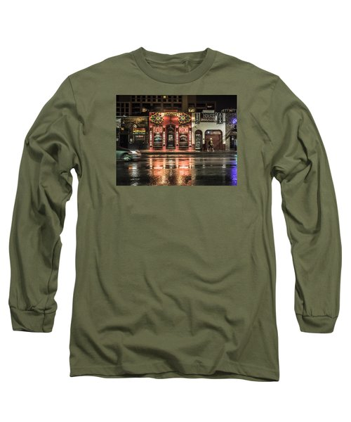 Walk On Long Sleeve T-Shirt
