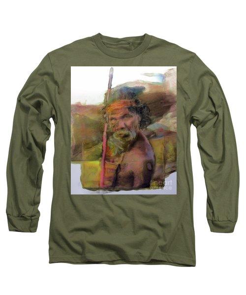 Walkabout Long Sleeve T-Shirt