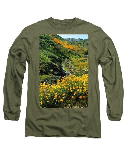 Walker Canyon Vista Long Sleeve T-Shirt