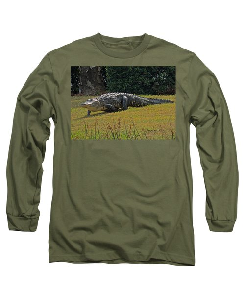 Walking Appetite Long Sleeve T-Shirt