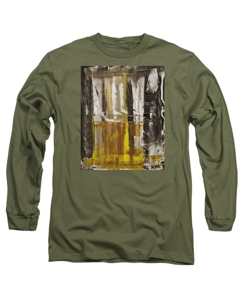 Walking The Dog Long Sleeve T-Shirt