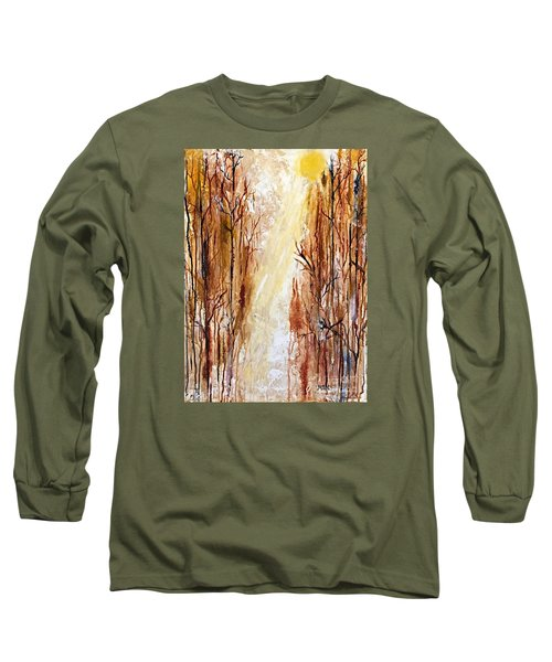 Path To The Creek Long Sleeve T-Shirt