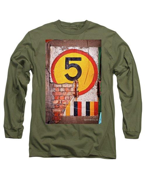 Wall Five Long Sleeve T-Shirt