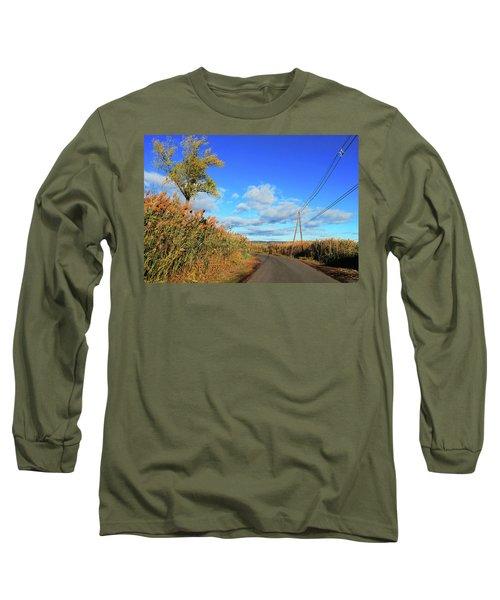 Wanderer's Way Long Sleeve T-Shirt