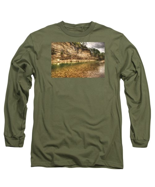 War Eagle Bluff Long Sleeve T-Shirt