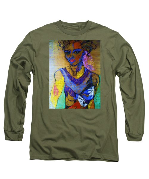 Warhol Simone Long Sleeve T-Shirt