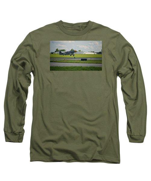 Warplane Long Sleeve T-Shirt