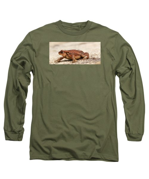 Long Sleeve T-Shirt featuring the photograph Warts 'n' All by Richard Patmore