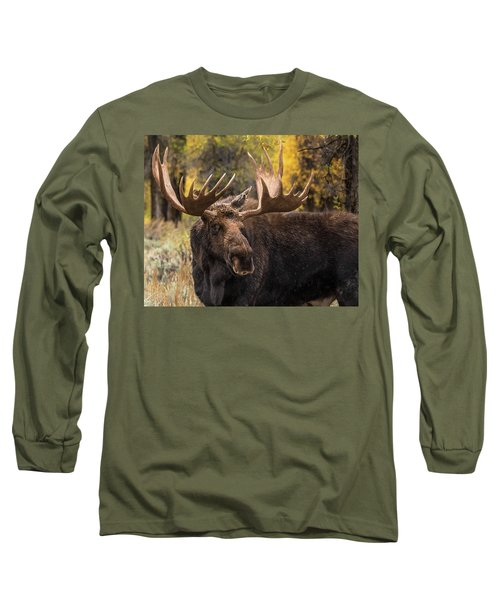 Washakie In The Autumn Beauty Long Sleeve T-Shirt