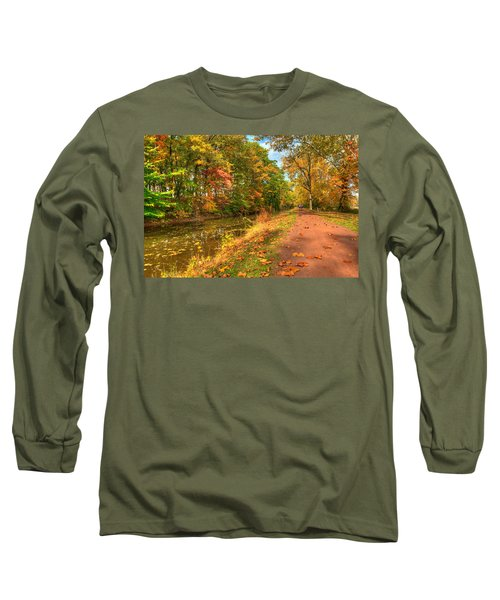 Washington Crossing Park Long Sleeve T-Shirt
