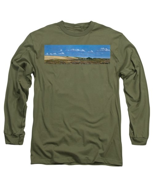 Washington Wheatland Classic Long Sleeve T-Shirt