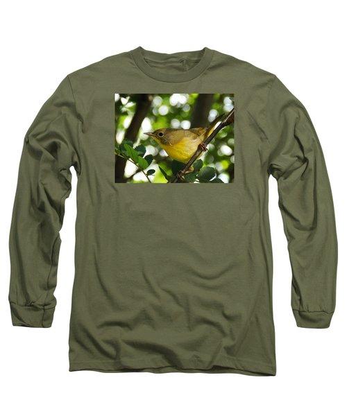 Watching The Season Change Long Sleeve T-Shirt by Zinvolle Art