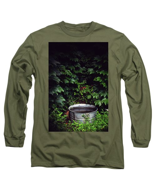 Long Sleeve T-Shirt featuring the photograph Water Bearer by Jessica Brawley